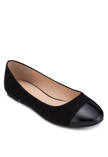 金屬鞋esprit台灣頭基本款平底鞋, 女鞋, 鞋