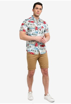 fdf9bfb32788 15% OFF Brave Soul Climate Button Through Shirt S  46.90 NOW S  39.90 Sizes  S M L XL