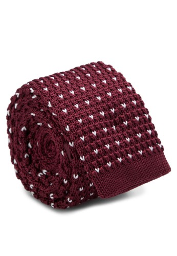 心形針織領帶, 飾品配件, 飾品配esprit旗艦店件