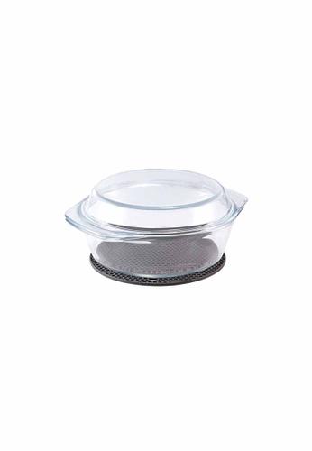 Slique n/a Premium Borosilicate Round Glass Baking Dish 1500ml 3A1CBHL3B53C2CGS_1