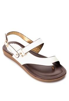 Jimin Slingback Sandals