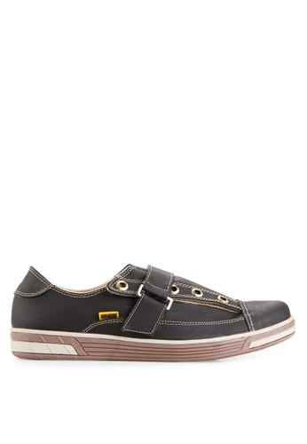 Sneakers Shoes black David Shoes SN532SH64MVJID_1