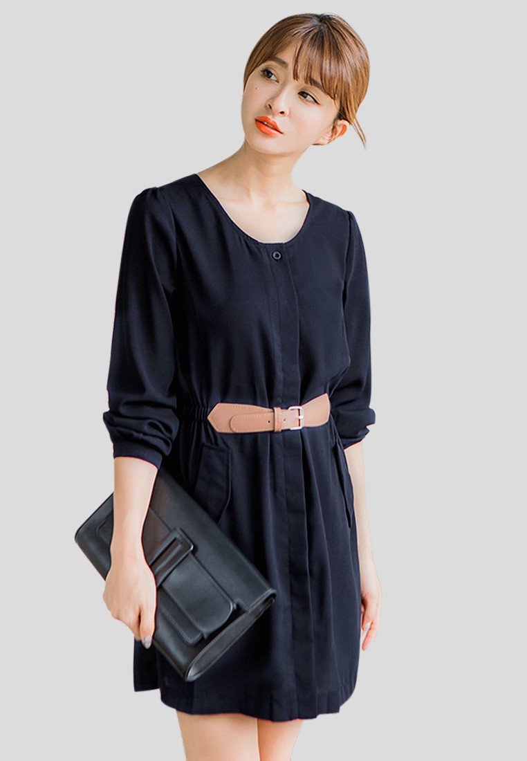 Modest city girl dress