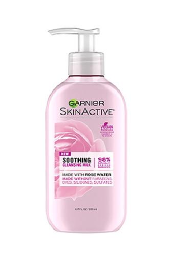 Garnier Garnier Soothing Rose Milk Cleanser 200ml 7FCC0BE3F9E081GS_1