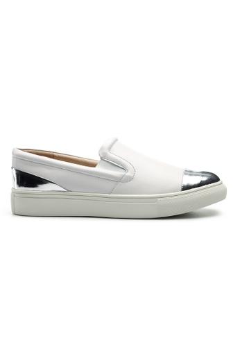 Byford white Ettington Slip-Ons 35E95SH6819AFFGS_1