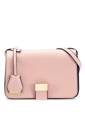 6b2976d70971 Glamorous pink Faux Leather Crossbody Bag 39944AC8C42E57GS 1