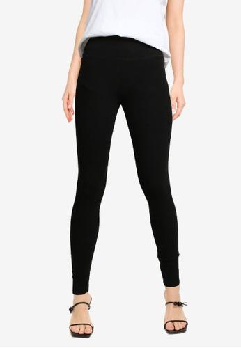 Hollister black Updated Leggings 623D4AA3E0A5B8GS_1
