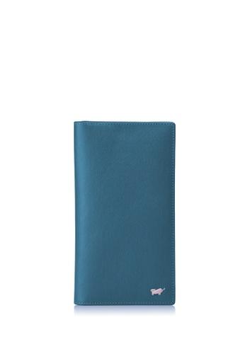 Braun Buffel green Homme-M Long Wallet 2A502AC3C186CEGS_1
