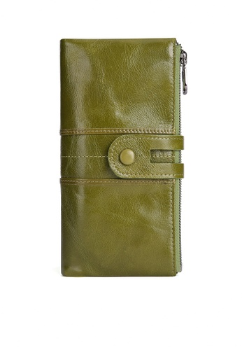Twenty Eight Shoes Vintage Leather Business Casual Wallet 2072 58BDDACC2C3B02GS_1