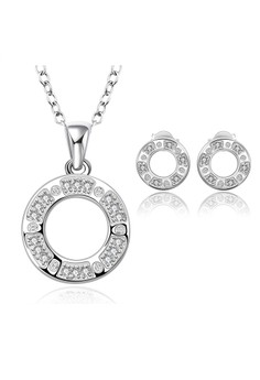 Odessa Earrings and Necklace Set