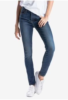 358abd7401c7 Levi s blue 311 Women s Shaping Skinny Jeans E7A53AA60C6FE2GS 1