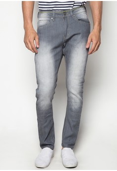 Styled Carrot Jeans