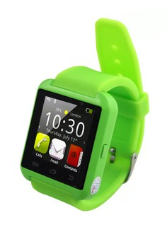 Modoex M8 Bluetooth Smartwatch (Green)