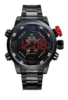 Analog LED Watch WH2309B-1C