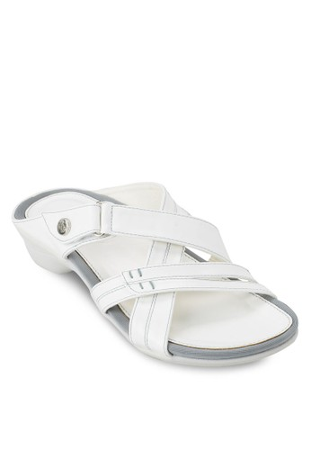 CHARMINE 低esprit 台北跟繞踝涼鞋, 女鞋, 鞋