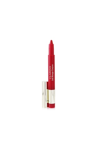 CLARINS CLARINS - Joli Rouge Crayon - # 742C Joli Rouge 0.6g/0.02oz 3AA64BE927A1F4GS_1