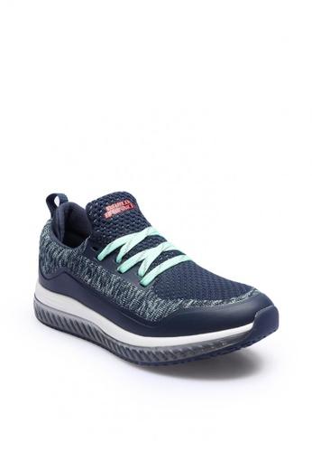 World Balance blue Power Rep Women's Performance Shoes 0405CSH12D4889GS_1