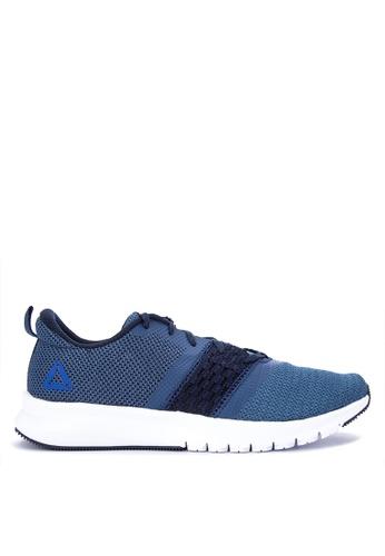 Reebok blue Print Lite Rush Running Shoes 77218SH1FD2997GS_1