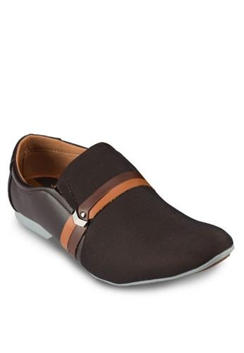 拼接皮飾樂福鞋, 鞋esprit床組, 鞋