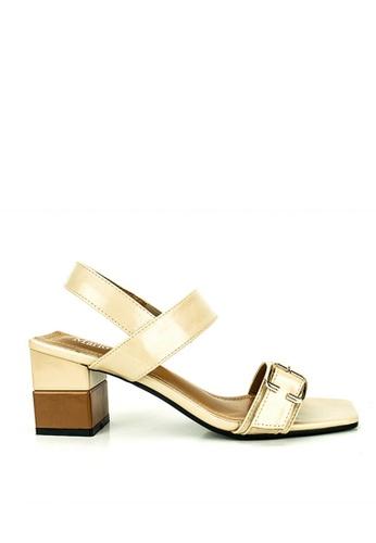 Mario D' boro Runway beige Marfe Sandals 0D763SH2535F33GS_1