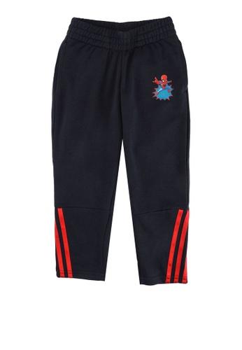 ADIDAS blue little boys disney superheros avengers pants 772CDKAB84F4F1GS_1