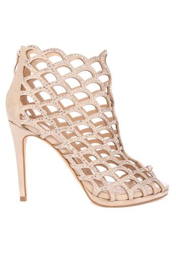 b9788319836c Shop Matthews Marga High Heeled Sandals Online on ZALORA Philippines
