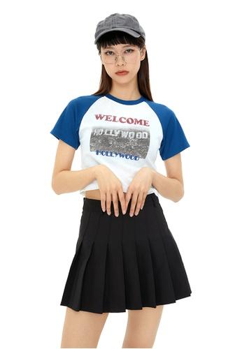Twenty Eight Shoes Slim Printed Short Sleeve T-shirt HH0011 3B274AAA05160FGS_1