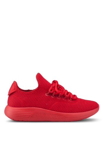 Call It Spring red Aberirwen Athleisure Trainers 8BCBDSH39E4D22GS_1