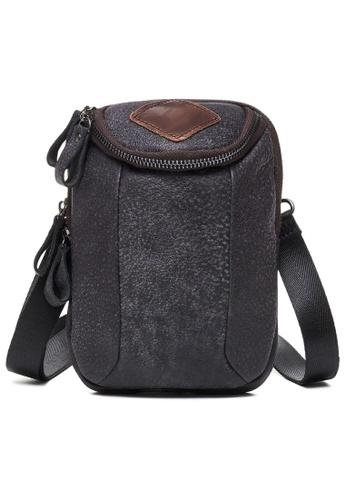 Twenty Eight Shoes Handmade Vintage Leather Sling Bag 6331 FDBF9AC756AD92GS_1