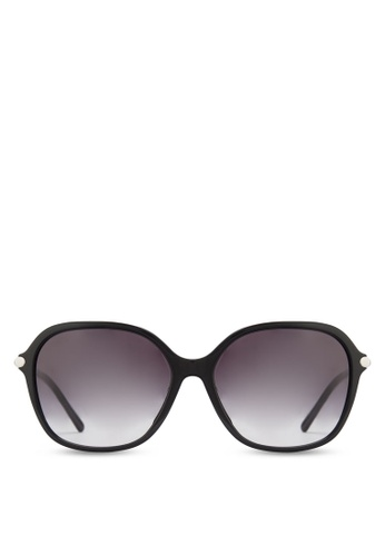 Burberry black BE4228F Sunglasses BU958GL35PIEMY_1