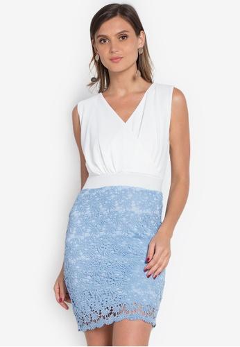 Get Laud blue Lotty Dress GE599AA0K5L8PH_1