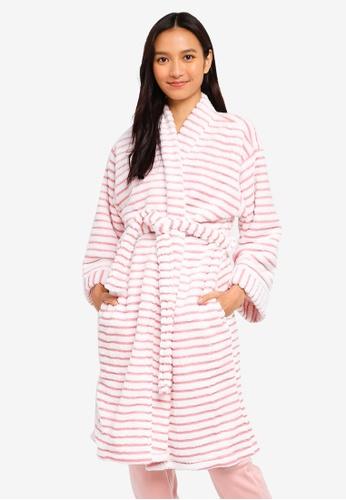 Buy Cotton On Body Kimono Plush Gown Online on ZALORA Singapore bbc0246ac