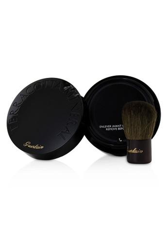 Guerlain GUERLAIN - Terracotta Mineral Flawless Bronzing Powder - # 01 Light 3g/0.1oz 1923FBE356758FGS_1