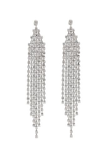 Pieces silver Katinka Earrings 94E6BACB465D4DGS_1