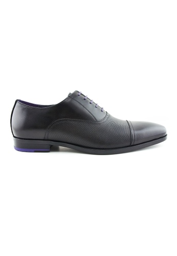 Rad Russel black Rad Russel Lace Up Oxford 6E379SH4377F62GS_1