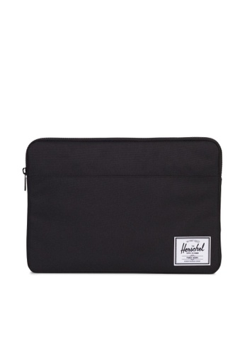 "Herschel black Herschel Anchor Sleeve for MacBook Pro 15"" (all) AC034ACFD10E9DGS_1"