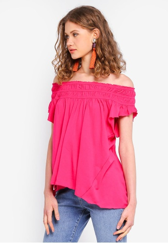 Free People pink Coconut Tee B8412AAFA44CB5GS_1