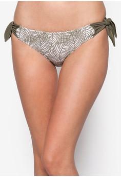 Palm Bow Tanga Bikini