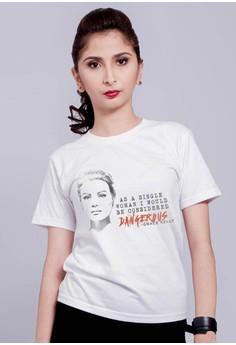 Single and Dangerous -Grace k. T-shirt