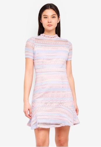 Foxiedox multi Clarinda Mini Dress 6F1B3AAA2B87CEGS_1