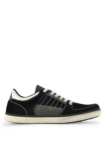 CBR SIX black CBR SIX Sneakers & Skate Saint Casillas 639 PU Leather Black Men's Shoes CB927SH81YDQID_1