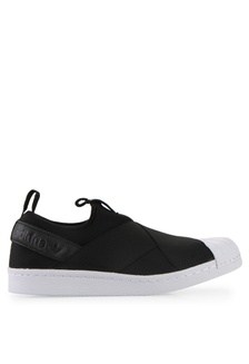 buy popular e0bf4 c0c35 Buy adidas adidas originals superstar slip on w Online on ...