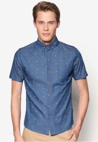 Sewell 印花短袖襯衫, 服飾esprit台灣outlet, 襯衫