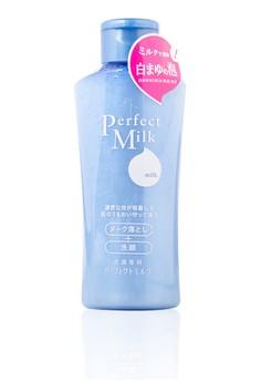 Shiseido Perfect Milk-Bath & Body Wash