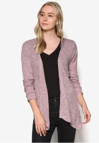 Wilmesprit專櫃a 暗紋開襟外套, 服飾, 服飾