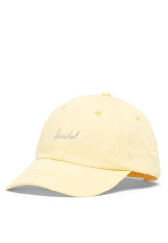 Herschel yellow Sylas Kids Cap 7F73EKCBC412C5GS_1