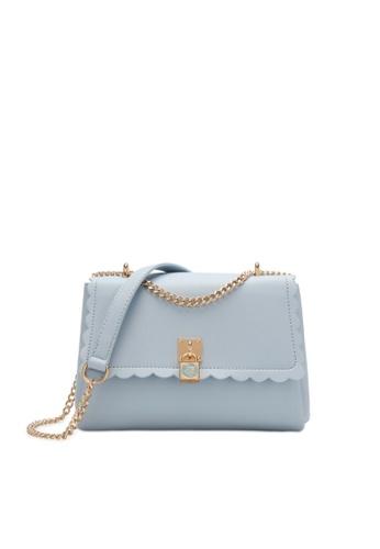 Swiss Polo blue Chain Sling Bag 1E004ACB5FDF6CGS_1