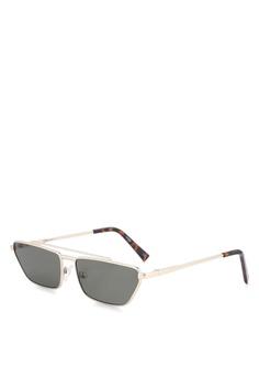 391b5e8e324b Le Specs green Electricool [R] Sunglasses 37FD0GLDD8F0FCGS_1