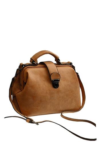 Twenty Eight Shoes brown VANSA Crossbody Bag VBW-Cb01 9BE79ACC5A62ABGS_1