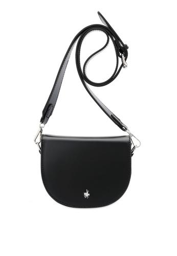 Swiss Polo black Classic Ladies Sling Bag 0390DAC45B9361GS_1